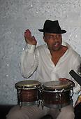 Cuba Gooding Jr Drums 12/14/2005
