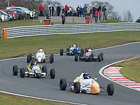 #25 Alaric GORDON Swift SC97  during Avon Tyres Formula Ford 1600 Northern Championship - Post 89  as part of the BRSCC Oulton Park Season Opener at Oulton Park, Little Budworth, Cheshire, United Kingdom. March 24 2018. World Copyright Peter Taylor/PSP.