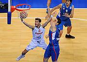 DESCRIZIONE : Vilnius Lithuania Lituania Eurobasket Men 2011 Second Round Spagna Serbia Spain Serbia<br /> GIOCATORE : Rudy Ferdinandez<br /> CATEGORIA : tiro penetrazione<br /> SQUADRA : Spagna Spain <br /> EVENTO : Eurobasket Men 2011<br /> GARA : Spagna Serbia Spain Serbia<br /> DATA : 09/09/2011<br /> SPORT : Pallacanestro <br /> AUTORE : Agenzia Ciamillo-Castoria/T.Wiendesohler<br /> Galleria : Eurobasket Men 2011<br /> Fotonotizia : Vilnius Lithuania Lituania Eurobasket Men 2011 Second Round Spagna Serbia Spain Serbia<br /> Predefinita :