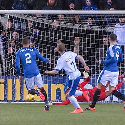 Kilmarnock v Rangers   Scottish Cup   16 February 2016