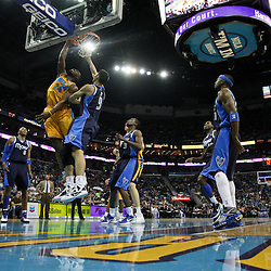 01-21-2012 Dallas Mavericks at New Orleans Hornets