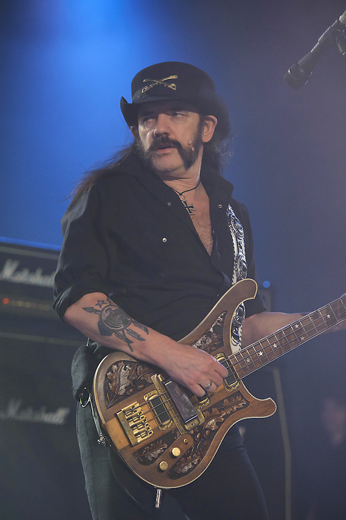 Photos of British heavy metal band Motorhead performing on The World is Yours Tour at Best Buy Theater, NYC. February 28, 2011. Copyright © 2011 Matthew Eisman. All Rights Reserved.