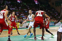 Leo Westermann  - 20.06.2015 - Limoges / Strasbourg - Finale Pro A<br /> Photo : Manuel Blondeau / Icon Sport