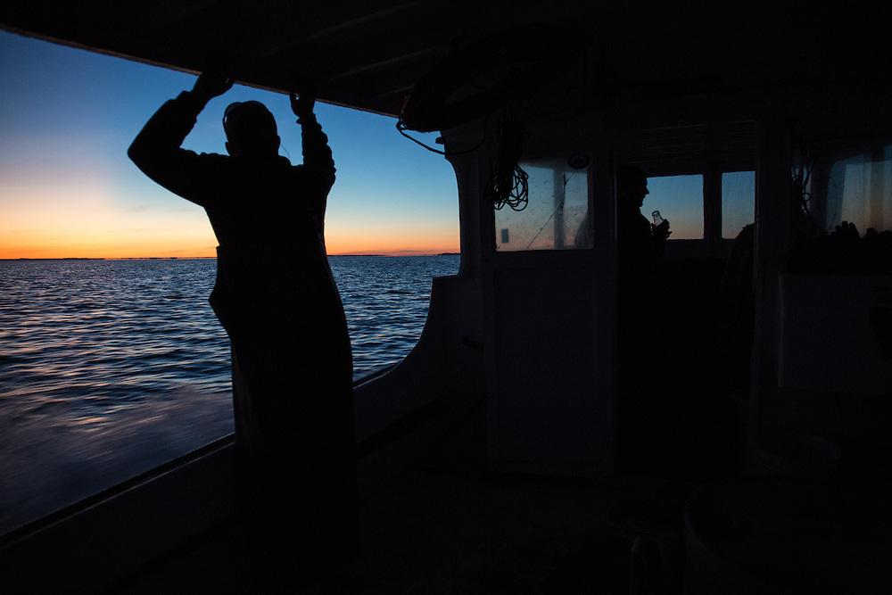 Sunrise over the Chesapeake Bay | October 11, 2015