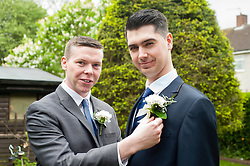 Laurie and Leanne Wedding <br /> Darlington Regisery Office <br /> Newton Aycliffe WMC (The Big Club)<br /> <br /> 13 May 2017 <br />  Copyright Paul David Drabble<br />  www.pauldaviddrabble.co.uk