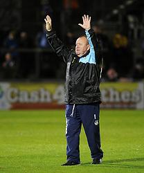 Tom Foley - Mandatory byline: Neil Brookman/JMP - 07966 386802 - 06/10/2015 - FOOTBALL - Memorial Stadium - Bristol, England - Bristol Rovers v Wycombe Wanderers - JPT Trophy