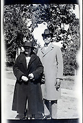 husband and wife USA 1920s 1930s