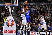 DESCRIZIONE : Beko Legabasket Serie A 2015- 2016 Dinamo Banco di Sardegna Sassari - Enel Brindisi<br /> GIOCATORE : Kenneth Kadji<br /> CATEGORIA : Tiro Penetrazione Gancio Controcampo<br /> SQUADRA : Enel Brindisi<br /> EVENTO : Beko Legabasket Serie A 2015-2016<br /> GARA : Dinamo Banco di Sardegna Sassari - Enel Brindisi<br /> DATA : 18/10/2015<br /> SPORT : Pallacanestro <br /> AUTORE : Agenzia Ciamillo-Castoria/C.Atzori