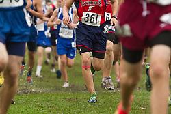 2012 High School Western Maine Regional Cross Country Championships, Class B Boys race