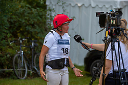 Donckers Karin, BEL<br /> European Championship Eventing<br /> Luhmuhlen 2019<br /> © Hippo Foto - Dirk Caremans