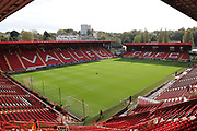 The Valley during the EFL Sky Bet League 1 match between Charlton Athletic and AFC Wimbledon at The Valley, London, England on 28 October 2017. Photo by Matthew Redman.