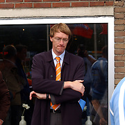 Finale Amstelcup amateurs 2004, VV Sneek - Ter Leede, Rob de Leede