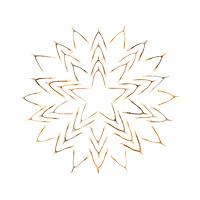 Wishbone star (Lucky Star 2)