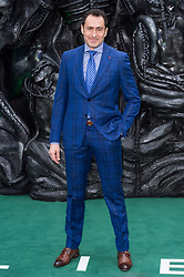 © Licensed to London News Pictures. 04/05/2017. London, UK. DEMIAN BICHIR attends the Alien: Covenant world film premiere. Photo credit: Ray Tang/LNP