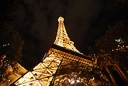 Replica from the Eiffel tower,Las Vegas