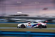 January 24-27, 2019. IMSA Weathertech Series ROLEX Daytona 24. #24 BMW Team RLL BMW M8 GTE, GTLM: Jesse Krohn, John Edwards, Mozzie Mostert, Alex Zanardi