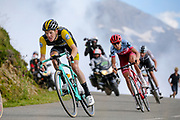 Steven Kruijswijk (NED - Team LottoNL - Jumbo) during the 105th Edition of Tour de France 2018, cycling race stage 19, Lourdes - Laruns (200 km) on July 27, 2018 in Laruns, France - photo Kei Tsuji / BettiniPhoto / ProSportsImages / DPPI