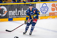 2019-12-13 | Rauma, Finland : Lukko (10) Vili Laitinen during the game between Lukko-KalPa in Kivikylän Areena ( Photo by: Elmeri Elo | Swe Press Photo )