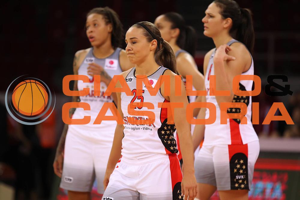 DESCRIZIONE : Istanbul Fiba Europe Euroleague Women 2011-2012 Final Eight Spartak M.R. VIdnoje Ros Casares Valencia<br /> GIOCATORE : Rebekka Hammon Sonja Petrovic Seimone Augustus<br /> SQUADRA : Spartak M.R. VIdnoje<br /> EVENTO : Euroleague Women<br /> 2011-2012<br /> GARA : Spartak M.R. VIdnoje Ros Casares Valencia<br /> DATA : 29/03/2012<br /> CATEGORIA : <br /> SPORT : Pallacanestro <br /> AUTORE : Agenzia Ciamillo-Castoria/ElioCastoria<br /> Galleria : Fiba Europe Euroleague Women 2011-2012 Final Eight<br /> Fotonotizia : Istanbul Fiba Europe Euroleague Women 2011-2012 Final Eight Spartak M.R. VIdnoje Ros Casares Valencia<br /> Predefinita :
