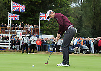 Golf - 2018 Sky Sports British Masters - Thursday, First Round<br /> <br /> Justin Rose of Great Britain, at Walton Heath Golf Club.<br /> <br /> COLORSPORT/ANDREW COWIE