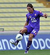 Udine, 18 Settembre 2011.Campionato di calcio Serie A 2011/2012  3^ giornata..Udinese vs Fiorentina. Stadio Friuli..Nella Foto: Riccardo Montolivo..© foto di Simone Ferraro
