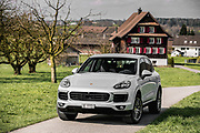 Editorial - Christophorus Magazine | Client - Porsche | Location - Andermatt, Switzerland | Agency - RightLight Media
