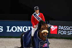 Madden Beezie, USA, Breitling<br /> LONGINES FEI World Cup™ Finals Paris 2018<br /> © Hippo Foto - Dirk Caremans<br /> 13/04/18