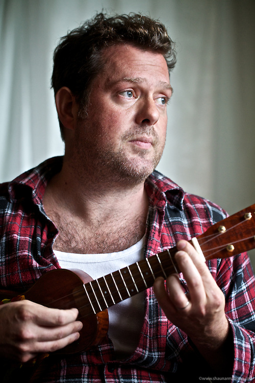 Andy Barron -actor and comedy skiffle musician, member of the band Ouse Valley Singles Club