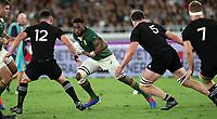 Rugby Union - 2019 Rugby World Cup - Pool B: New Zealand vs. South Africa<br /> <br /> Siya Kolisi of South Africa at the International Stadium Yokohama, Yokohama City.<br /> <br /> COLORSPORT/LYNNE CAMERON