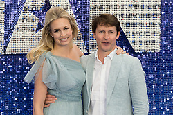 May 20, 2019 - London, England, United Kingdom - James Blunt (R) and Sofia Wellesley arrive for the UK film premiere of 'Rocketman' at Odeon Luxe, Leicester Square on 20 May, 2019 in London, England. (Credit Image: © Wiktor Szymanowicz/NurPhoto via ZUMA Press)