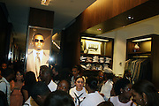 Atmosphere at The Sean John Boutique on Fifth Ave on September 10, 2009  in New York City