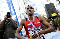 27-11-2011 ATLETIEK: NK CROSS 53e WARANDELOOP: TILBURG<br /> Abdi Nageeye (U23) AA Drink<br /> ©2011-FotoHoogendoorn.nl
