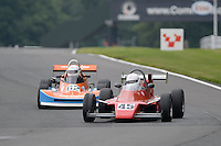 #45 Bob Pearson Van Diemen RF82 during Classic Formula 3 with URS Classic Formula Ford 2000 - Race 1 as part of the Oulton Park Gold Cup at Oulton Park, Little Budworth, Cheshire, United Kingdom. August 31 2015. World Copyright Taylor/PSP. Copy of publication required for printed pictures.  Every used picture is fee-liable. http://archive.petertaylor-photographic.co.uk