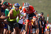 Bauke Mollema (NED - Trek - Segafredo), during the UCI World Tour, Tour of Spain (Vuelta) 2018, Stage 9, Talavera de la Reina - La Covatilla 200,8 km in Spain, on September 3rd, 2018 - Photo Luca Bettini / BettiniPhoto / ProSportsImages / DPPI