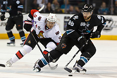 20120119 - Ottawa Senators at San Jose Sharks (NHL Hockey)