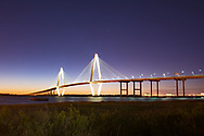 Arthur J Ravenel Bridge Charleston SC