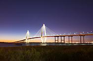 Arthur J Ravenel Bridge Charleston SC