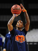 20100317 - First Round - UTEP Miners Media Day