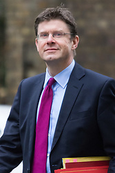 Downing Street, London, February 11th 2016. Communities Secretary Greg Clark attends the weekly cabinet meeting. <br /> ©Paul Davey<br /> FOR LICENCING CONTACT: Paul Davey +44 (0) 7966 016 296 paul@pauldaveycreative.co.uk