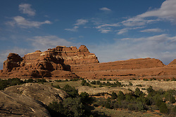 The Needles District of Canyonlands National Park, south of Moab, Utah.