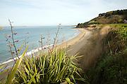 Fishermans beach, Island of Herm, Channel Islands, Great Britain