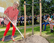 Princess Laurentien of the Netherlands will open Wednesday, June 10 in Nijmegen, the new wing of the