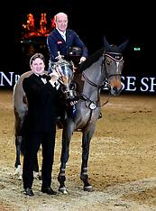 London International Horse Show - Day Seven - 18 December 2017