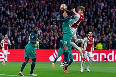 20190508 NED: Semi Final Champions League AFC Ajax - Tottenham Hotspur, Amsterdam