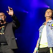 NLD/Amsterdam/20121117 - Danny de Munk 30 jaar in het vak, Henk Poost en Danny de Munk