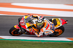 November 17, 2019, Valence, Espagne: MARC MARQUEZ - SPANISH - REPSOL HONDA TEAM - HONDA (Credit Image: © Panoramic via ZUMA Press)