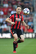 Marc Pugh (7) of AFC Bournemouth during the Premier League match between Bournemouth and Swansea City at the Vitality Stadium, Bournemouth, England on 5 May 2018. Picture by Graham Hunt.