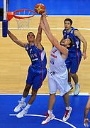 DESCRIZIONE : Vilnius Lithuania Lituania Eurobasket Men 2011 Second Round Spagna Serbia Spain Serbia<br /> GIOCATORE : <br /> CATEGORIA : <br /> SQUADRA : Spagna Spain <br /> EVENTO : Eurobasket Men 2011<br /> GARA : Spagna Serbia Spain Serbia<br /> DATA : 09/09/2011<br /> SPORT : Pallacanestro <br /> AUTORE : Agenzia Ciamillo-Castoria/T.Wiendesohler<br /> Galleria : Eurobasket Men 2011<br /> Fotonotizia : Vilnius Lithuania Lituania Eurobasket Men 2011 Second Round Spagna Serbia Spain Serbia<br /> Predefinita :