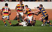 Waikato's matt Blain during the Air New Zealand Cup rugby match between Waikato and Bay of Plenty won by BOP 32-16 at Bay Park Stadium, Tauranga, New Zealand, Saturday 22 August 2009. Photo: Stephen Barker/PHOTOSPORT
