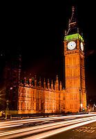 Europa - Londres, UK - Big Bang e o Parlamento Ingles - foto: Daniel Deák